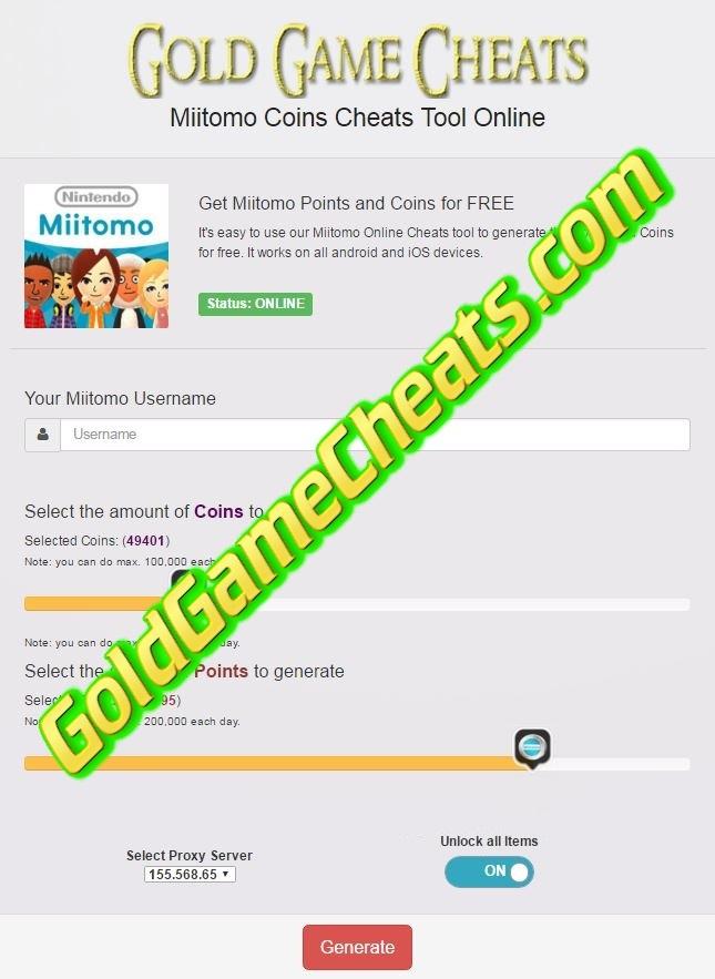 Miitomo_Coins_Cheats